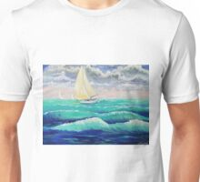Windy Sail Unisex T-Shirt