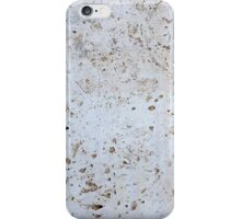 marble line white purple iPhone Case/Skin