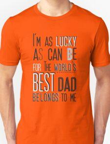 My Daddy My  Superhero Unisex T-Shirt