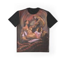 Snake Queen Graphic T-Shirt