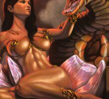 Snake Queen Sticker