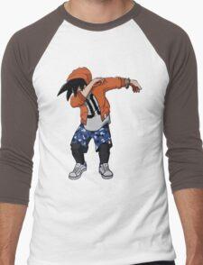 DabGoku Men's Baseball ¾ T-Shirt