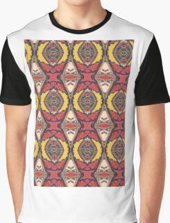 OVERALL  PATTERNS Graphic T-Shirt