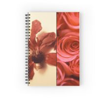 Floral Duo Spiral Notebook