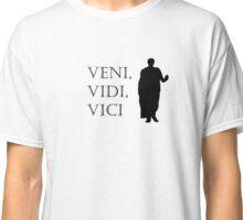 Caesar Veni, Vidi. Vici Classic T-Shirt