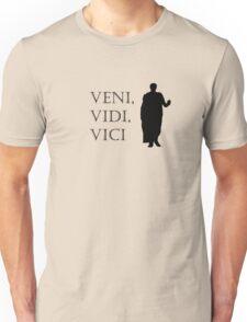 Caesar Veni, Vidi. Vici Unisex T-Shirt