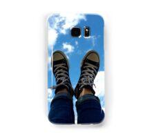 Converse In The Clouds Samsung Galaxy Case/Skin