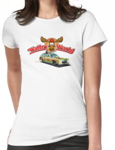 WALLEY WORLD - NATIONAL LAMPOONS VACATION (2) Womens Fitted T-Shirt