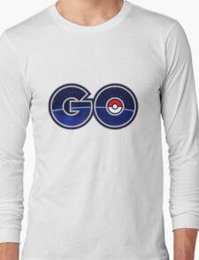 pokemon go logo Long Sleeve T-Shirt