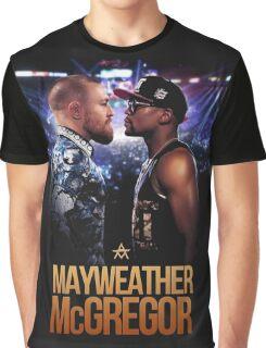 Mayweather v Mcgregor Graphic T-Shirt