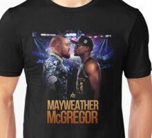 Mayweather v Mcgregor Unisex T-Shirt
