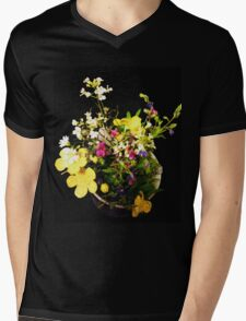 Wild and Beautiful Mens V-Neck T-Shirt