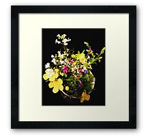 Wild and Beautiful Framed Print