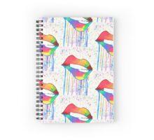 Drip  Spiral Notebook