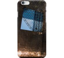 Copper, Glass and Steel Geometry - Fabulous Modern Architecture in London, UK - Horizontal  iPhone Case/Skin