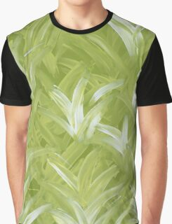 Light hidden in the grass - acrylic painting on canvas Graphic T-Shirt