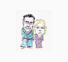 Mitt and Anne Romney- after the election Unisex T-Shirt