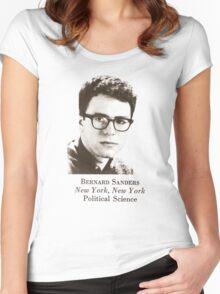 Bernie sanders Women's Fitted Scoop T-Shirt