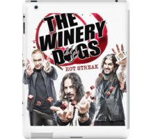 THE WINERY DOGS iPad Case/Skin