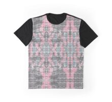 blocks and flowers Graphic T-Shirt