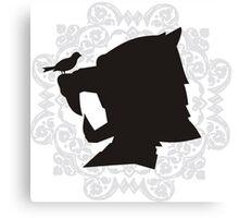The Hound's Helm Canvas Print