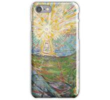 The Modern Eye, Edvard Munch iPhone Case/Skin
