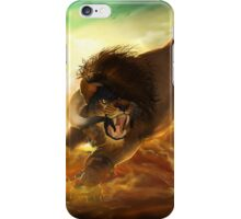 The Fury Rogue iPhone Case/Skin