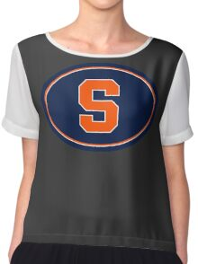 Syracuse S Chiffon Top