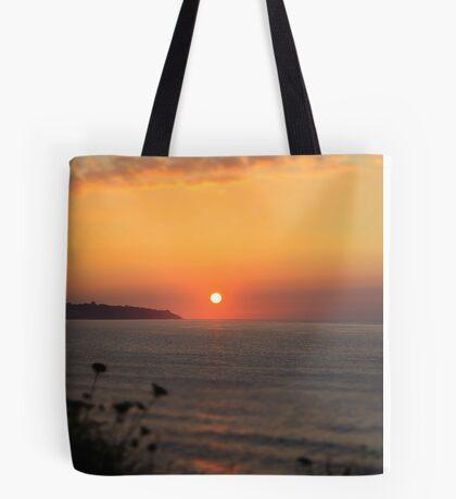 Sun is shinig at the beach Tote Bag