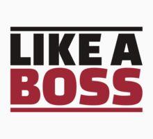 Like a boss One Piece - Short Sleeve