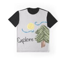 Exploring Graphic T-Shirt