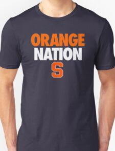 ORANGE NATION Unisex T-Shirt