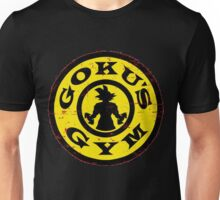 Gokus Gym Grunge Look Unisex T-Shirt