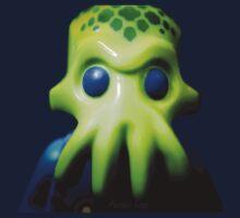 Lego Alien Trooper minifigure  Baby Tee