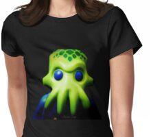 Lego Alien Trooper minifigure  Womens Fitted T-Shirt