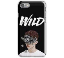 Troye Sivan WILD (not mine) iPhone Case/Skin