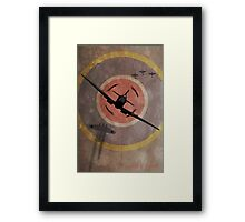 The Battle of Britain 2014 Framed Print