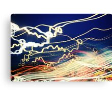 TOGETHER IN ELECTRIC DREAMS Canvas Print