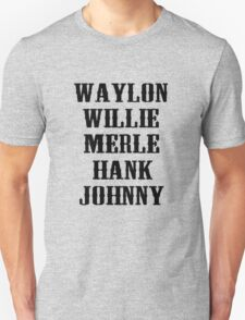 The Country Legend  T-Shirt