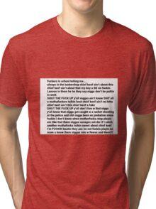 Love Sosa Intro Tri-blend T-Shirt