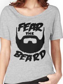 Fear the Beard - James Harden  Women's Relaxed Fit T-Shirt