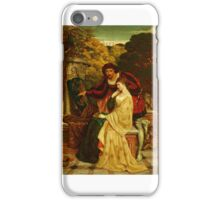 The Riven Shield - Philip Richard Morris iPhone Case/Skin