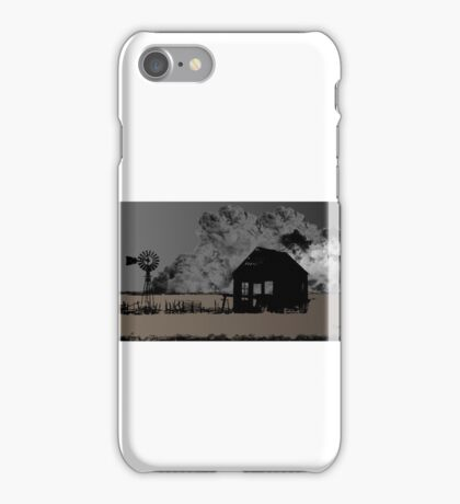 The Dust Bowl 2013 iPhone Case/Skin