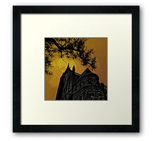 Encircled Church 2012 Framed Print