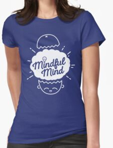 Mindful Mind Womens Fitted T-Shirt