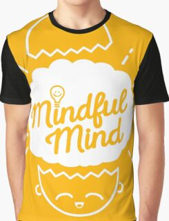 Mindful Mind Graphic T-Shirt