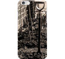Gardeners Rest iPhone Case/Skin