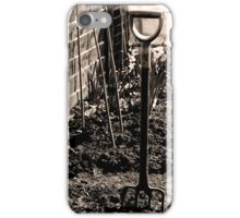 Gardeners Rest iPhone Case/Skin