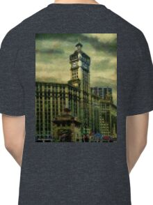 Michigan Avenue Afternoon Classic T-Shirt