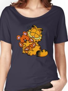 garfield Women's Relaxed Fit T-Shirt